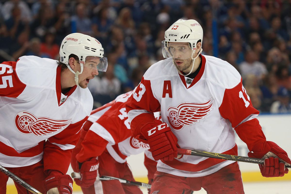 Who Will be Detroit's Next Alternate Captain?