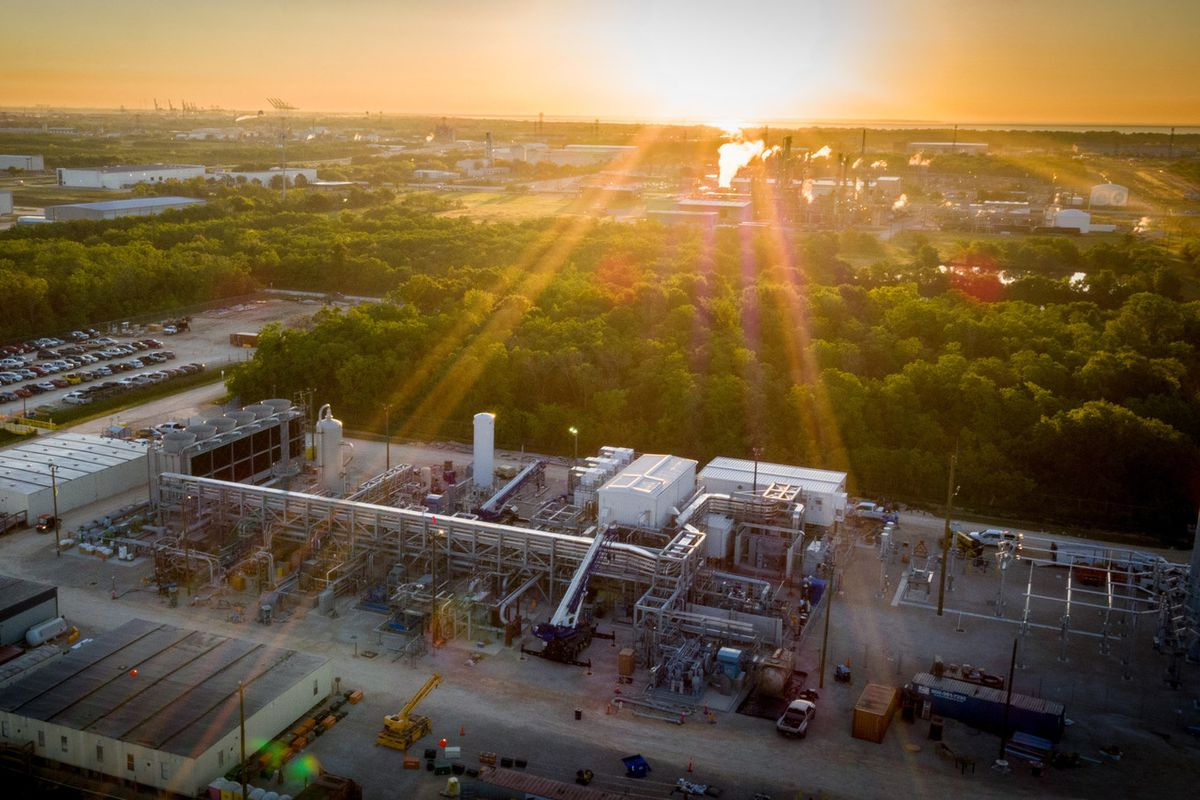 Fossil fuel electricity, without pollution: Texas has a new power