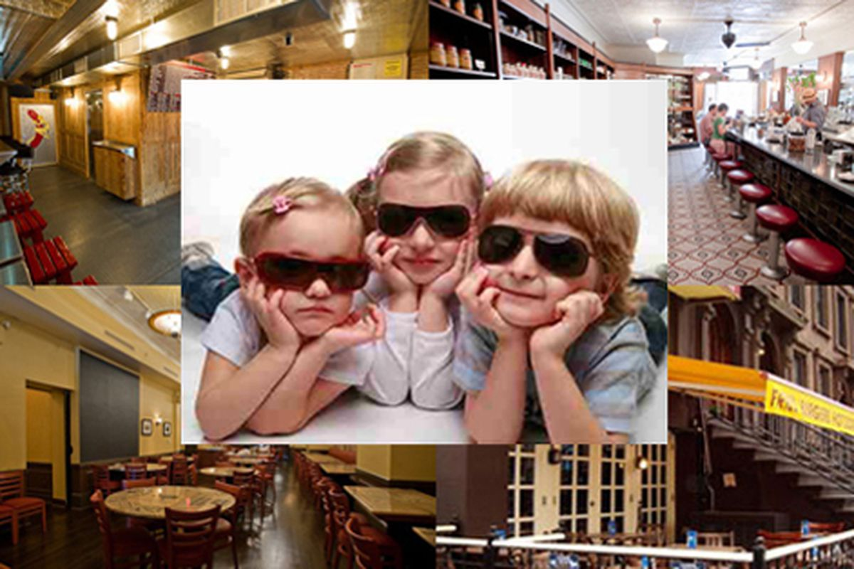 As We Know The Children Of Brooklyn Now Have A Prominent Voice In New York Dining Scene Perhaps For This Reason Ve Seen Lot Restaurants