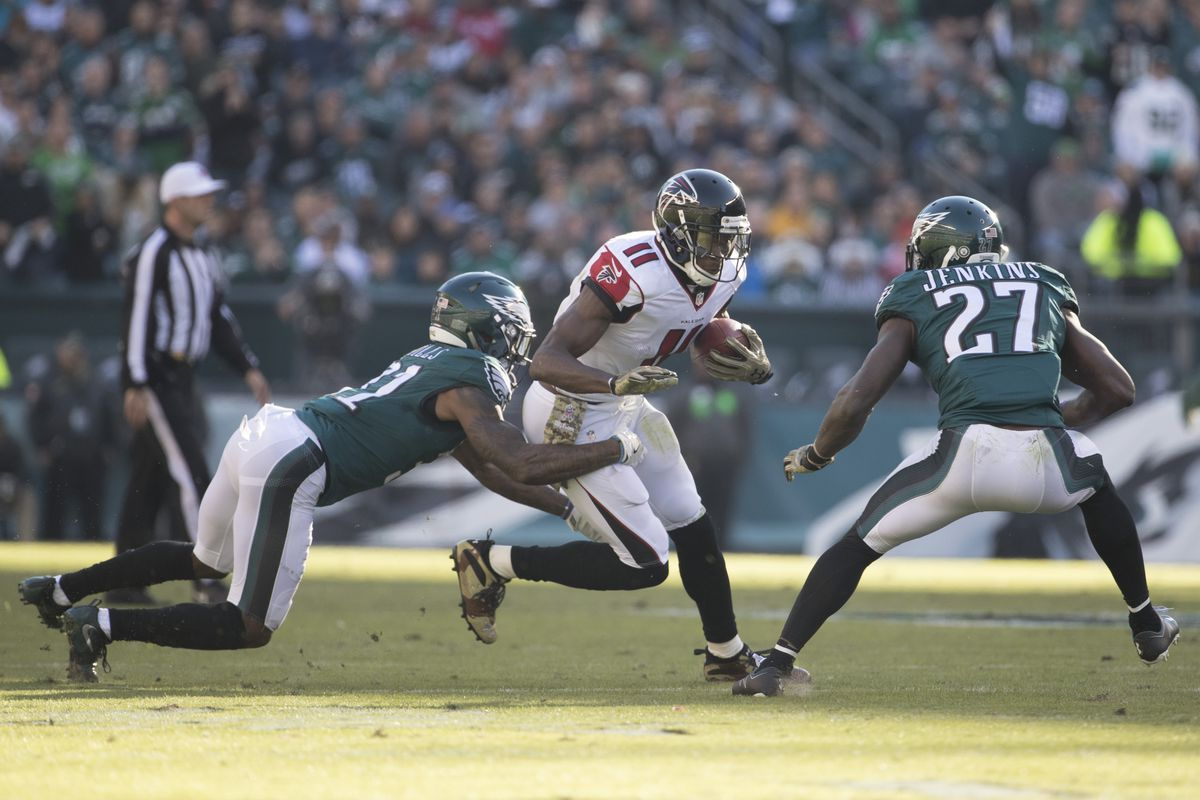 Fantasy Football Falcons Players To Start And Sit Against The