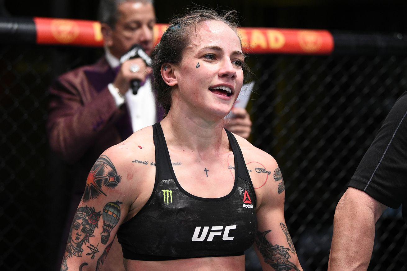 UFC Fight Night: Clark v Alpar