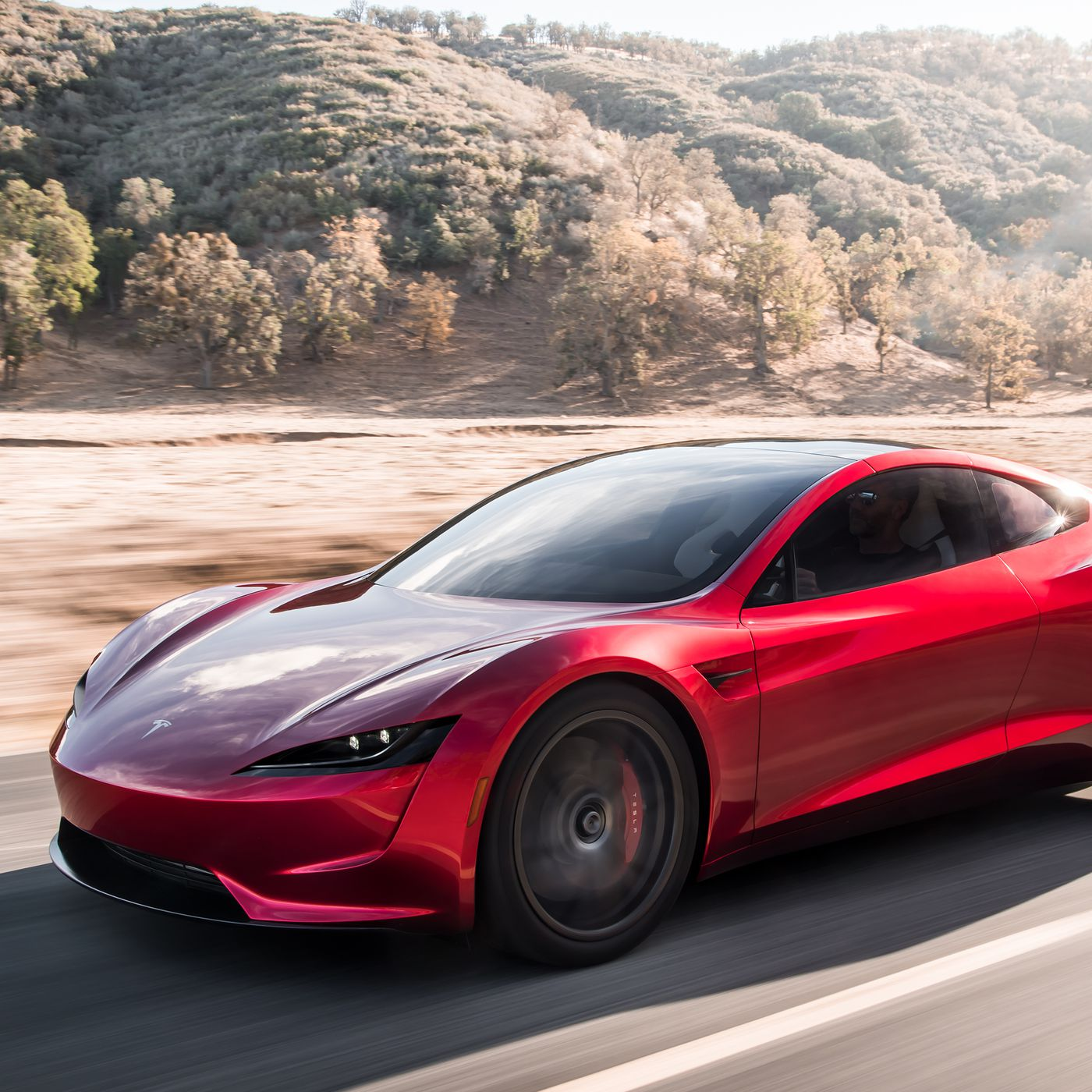 The Tesla Roadster Will Start At 200000 The Verge