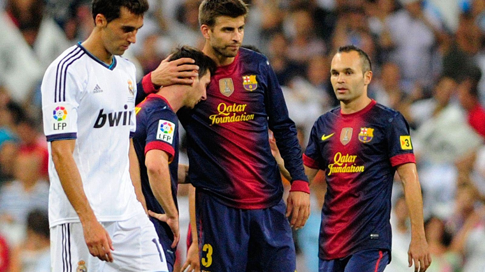 FC Barcelona News: 30 August 2012; Barça Lose Supercopa de ...