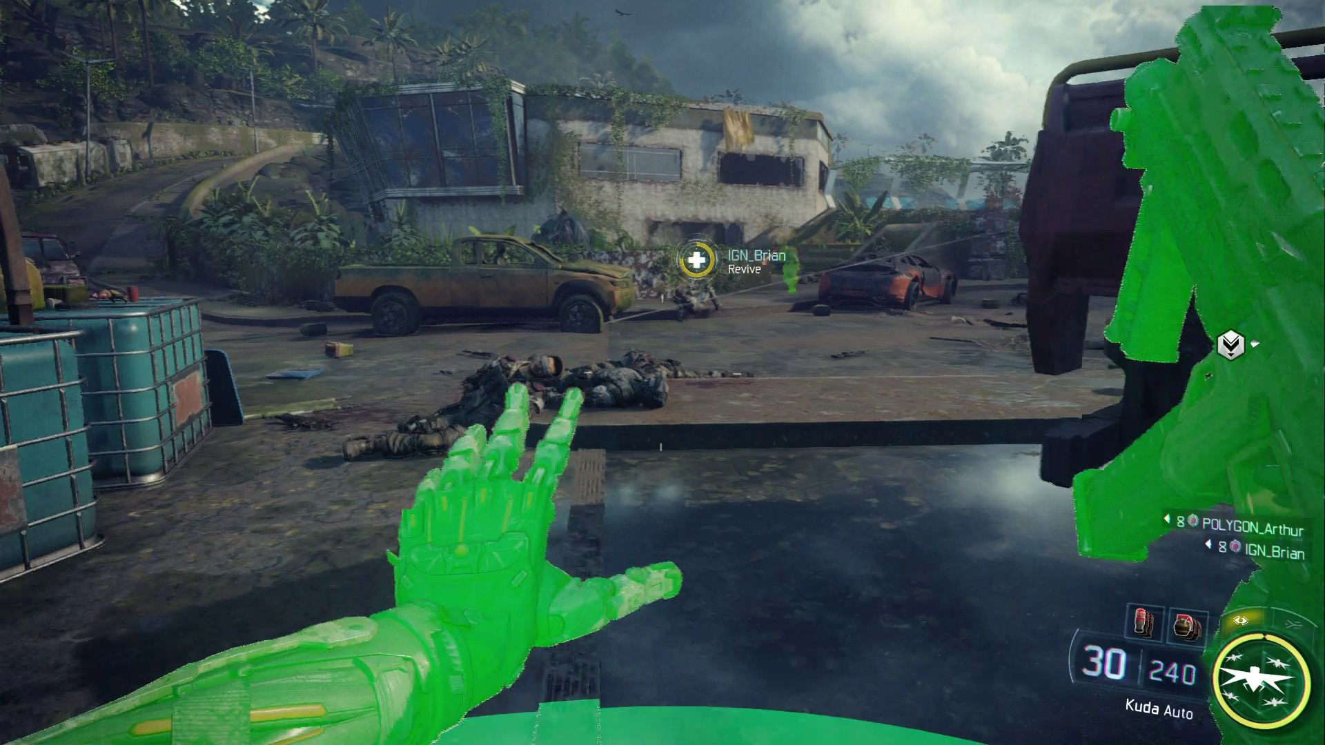 Call of Duty: Black Ops 3 review | Polygon