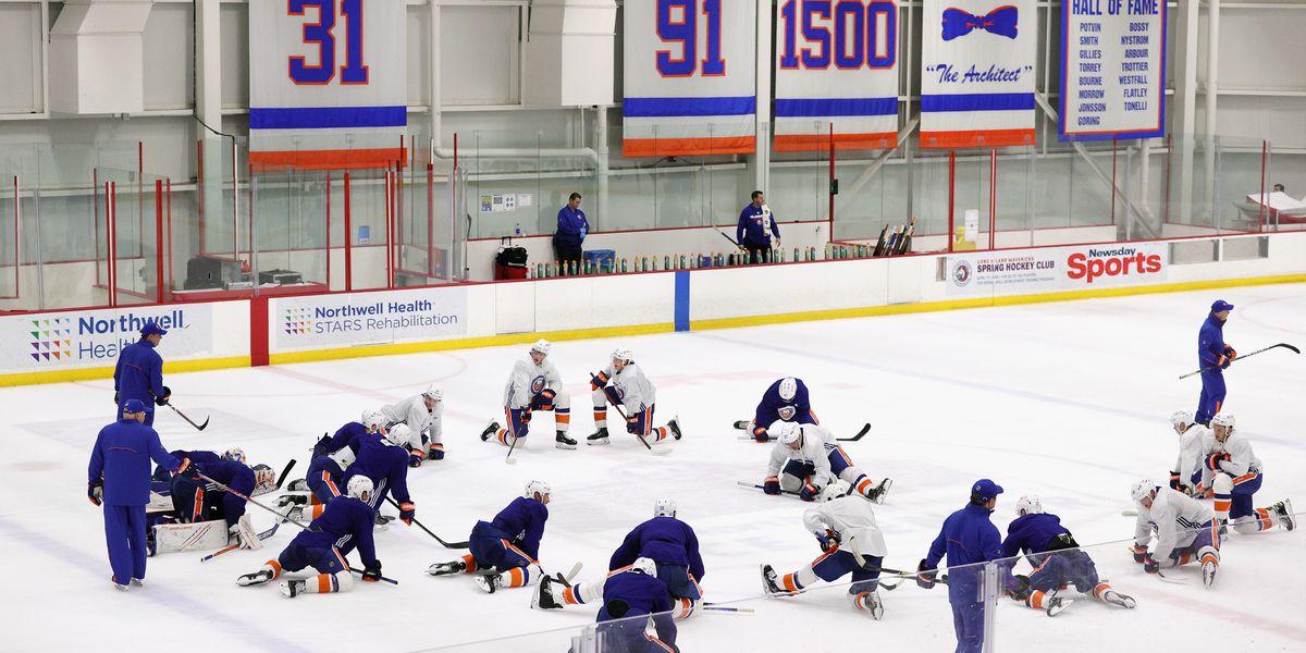 Islanders News: Time to hit the ice, fellas