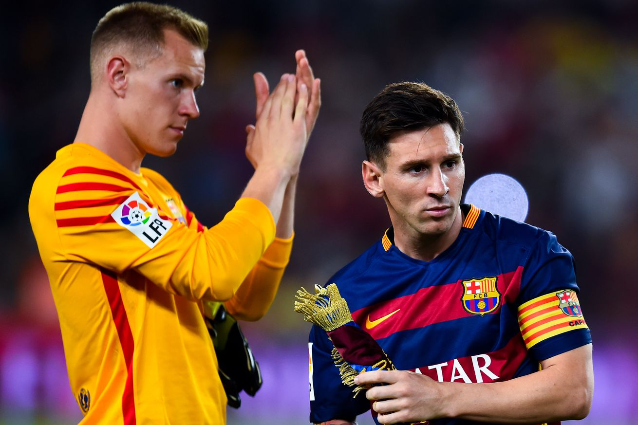 Ter Stegen: Every Player Can Learn From Messi?s Mental Strength
