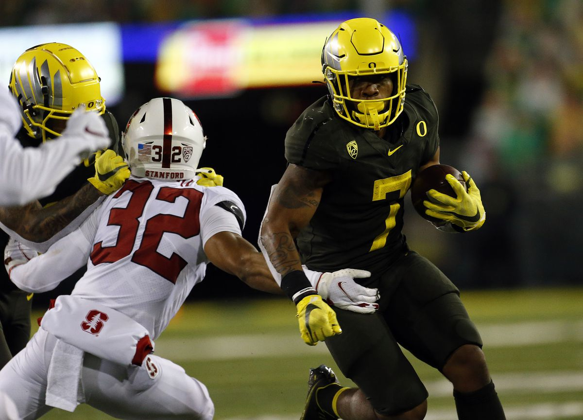 Stanford v Oregon