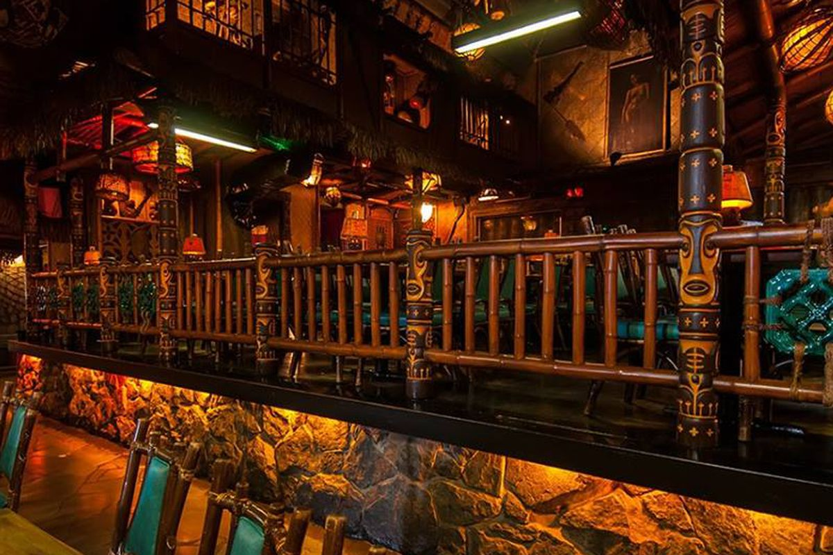 Ft Lauderdale S Mai Kai Named Best Tiki Bar In The World