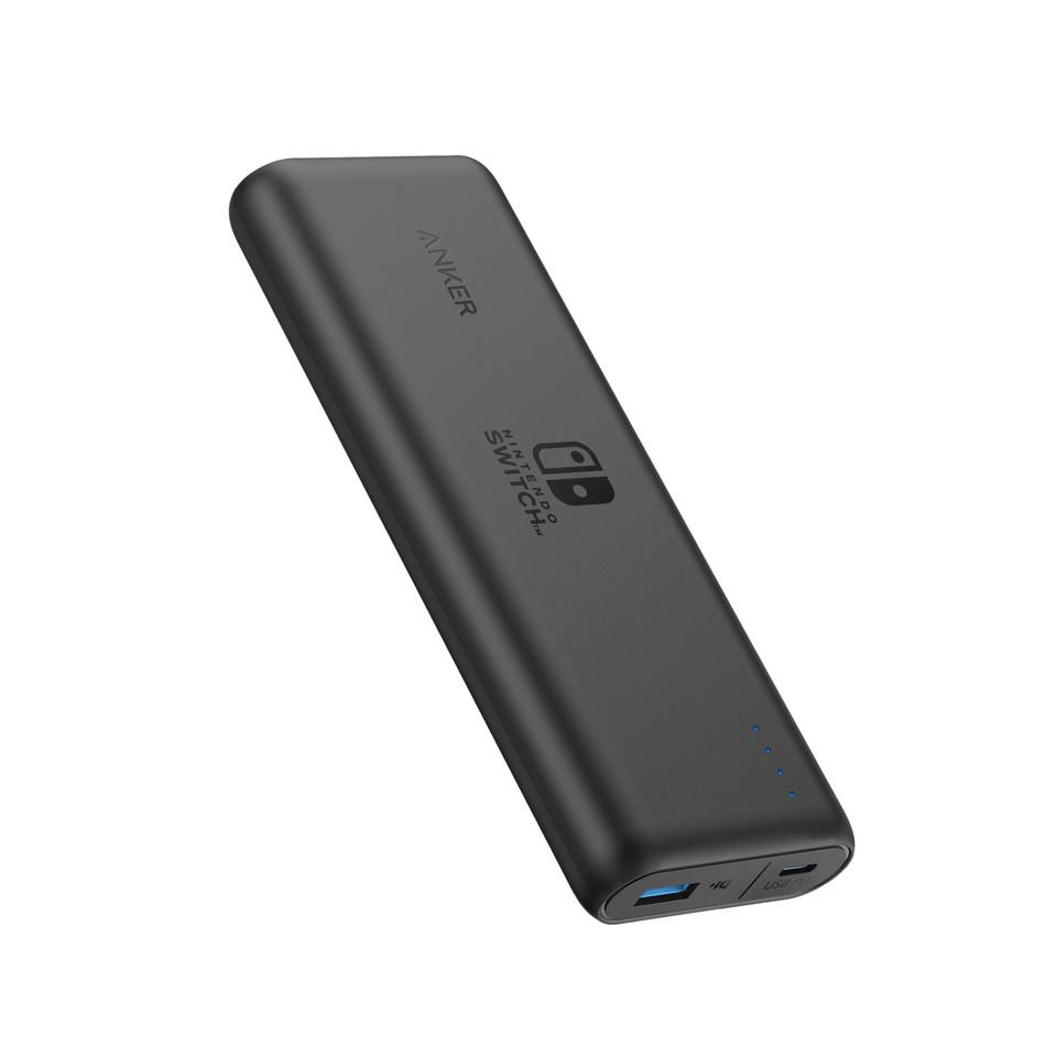 第一款任天堂认证的便携式开关充电器现已开始销售