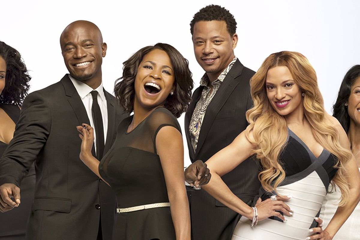 'The Best Man Holiday' cast