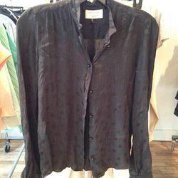 Maison Kitsuné women's shirt, $120