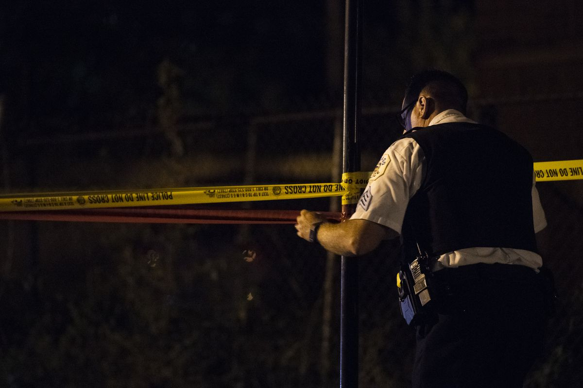 Eleven people were shot May 20, 2021 in Chicago.