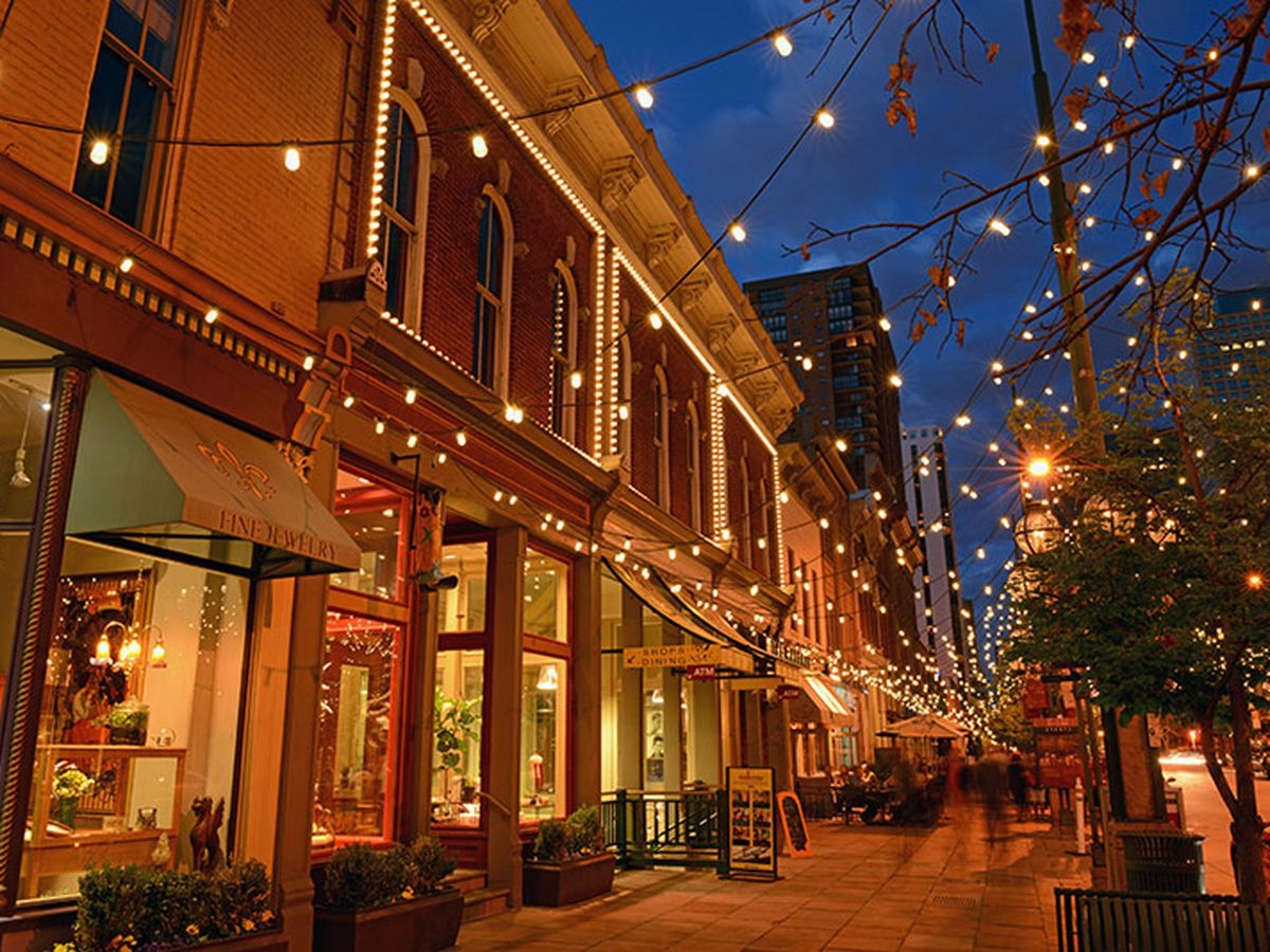 Where to eat and drink in Denver's Larimer Square - Eater Denver