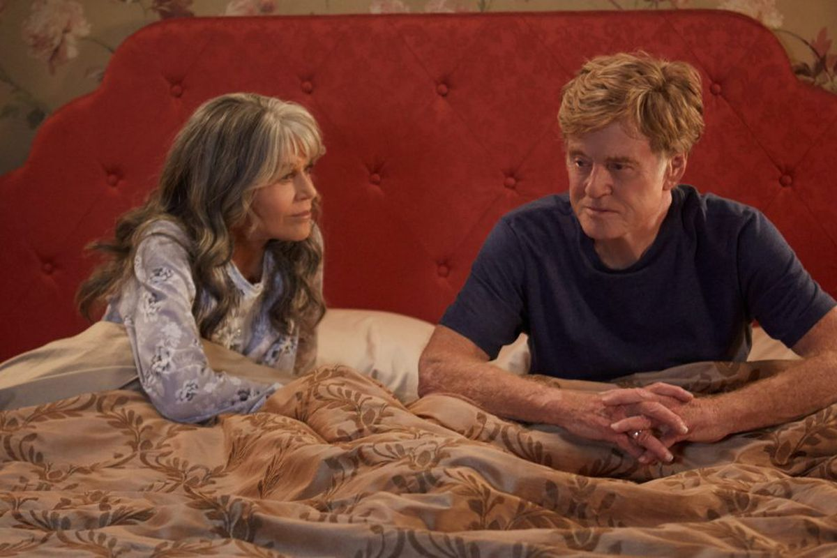 Our Souls at Night': Robert Redford, Jane Fonda in a lovely ...