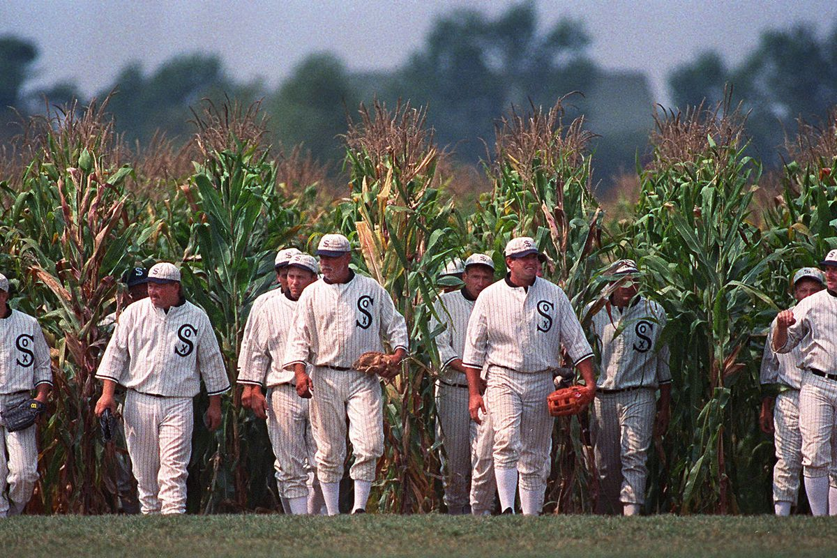 """Movie fans won't be able to visit the """"Field of Dreams"""" site during the week before the White Sox play the Yankees in Iowa."""