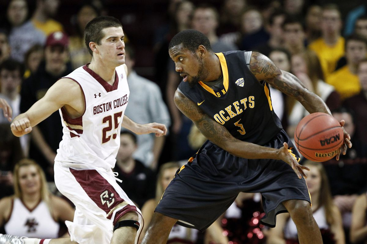 Rian Pearson has lead the Toledo Rockets tot the top of the MAC