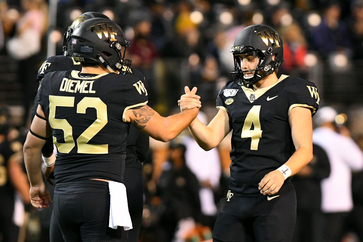 How To Watch Wake Forest Demon Deacons 7 2 3 2 Vs