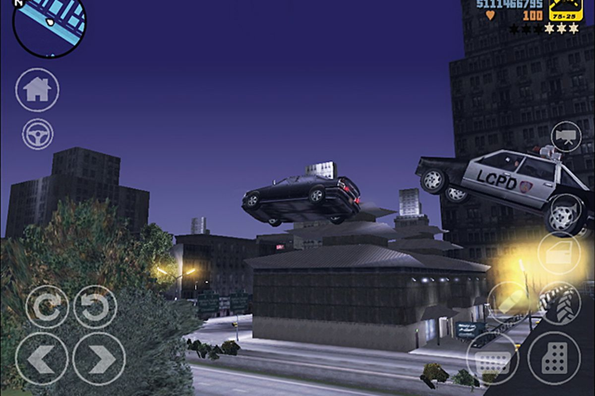 Grand Theft Auto III: 10 Year Anniversary Edition coming to iOS and