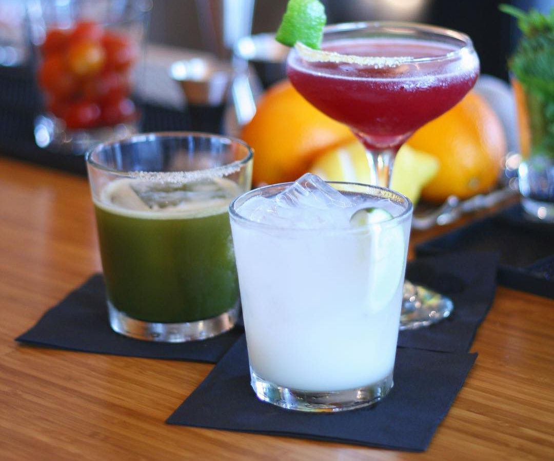 Kome's cocktails