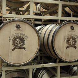 Oak barrels of deliciousness