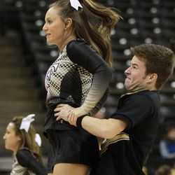 Wake Forest Cheer Squad