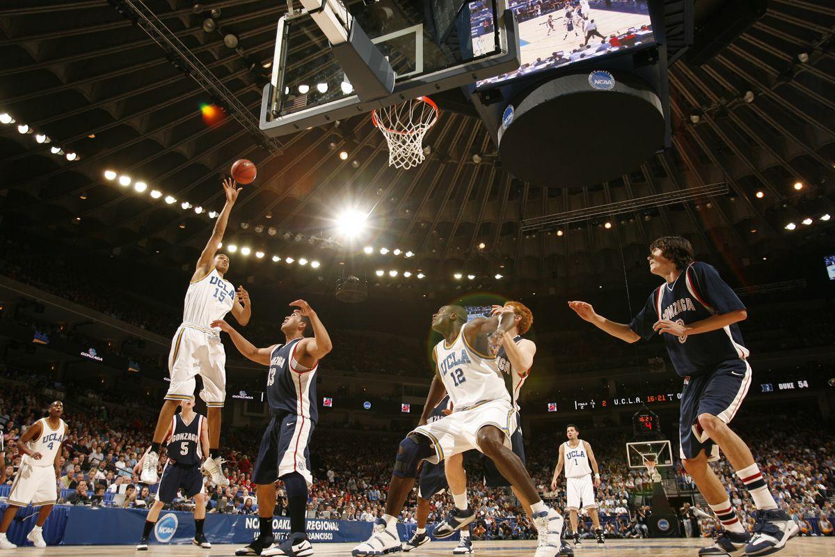 March Madness 2006: UCLA 73 Gonzaga 71