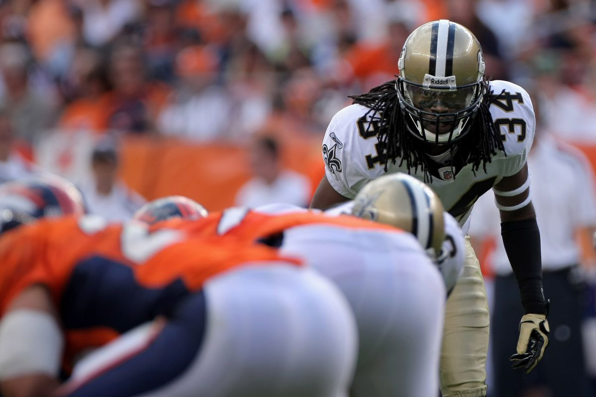 Countdown to New Orleans Saints Kickoff: A History of No  34