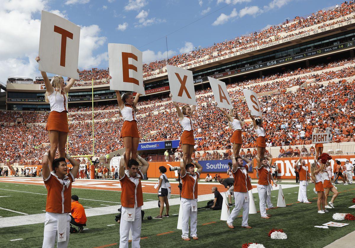 Oklahoma State v Texas