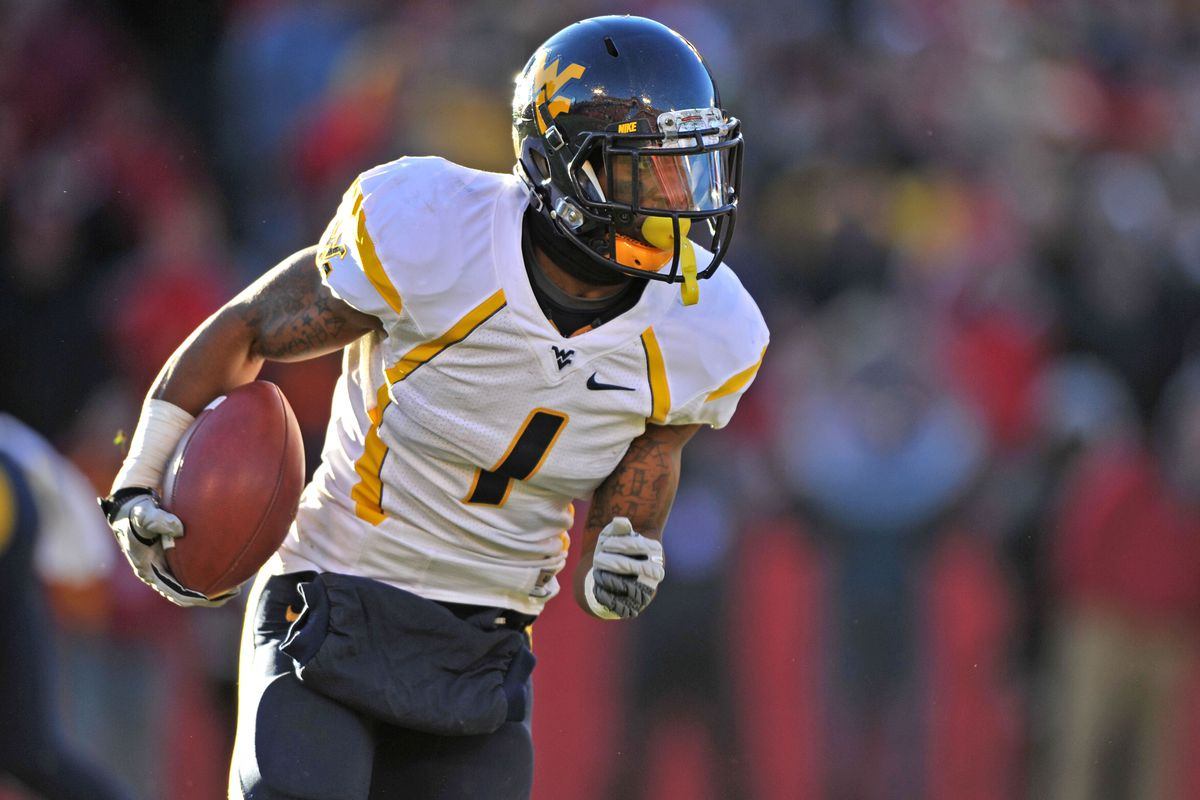 lowest price 720a1 8c7f5 Is Tavon Austin The Greatest Mountaineer Ever? - The Smoking ...