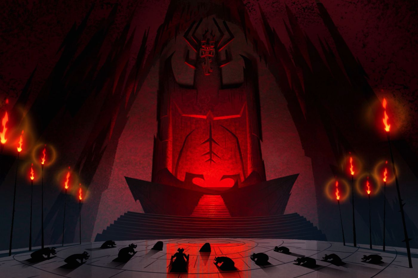 Genndy Tartakovsky On Reviving Samurai Jack I Was Out Of Shape For Working This Hard Again The Verge