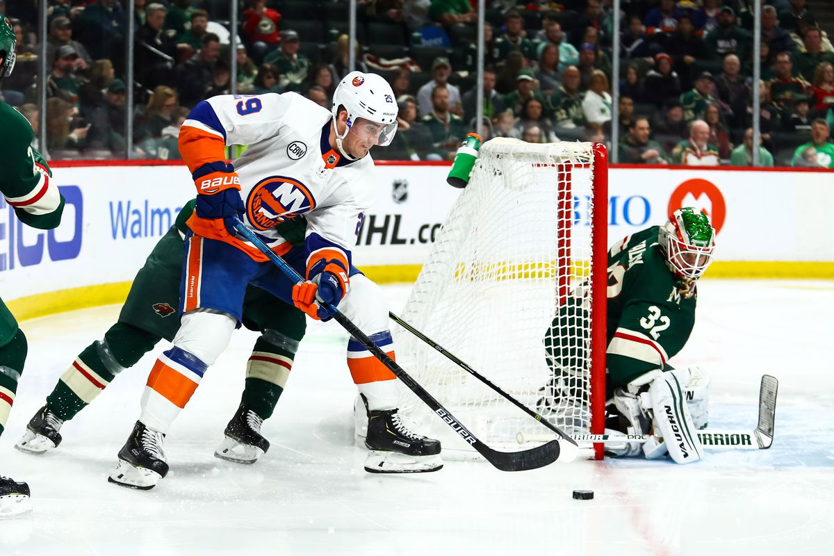 3 Things: Wild play well, but lose in OT to Islanders - NHL Hockey - Minnesota Wild New York Islanders