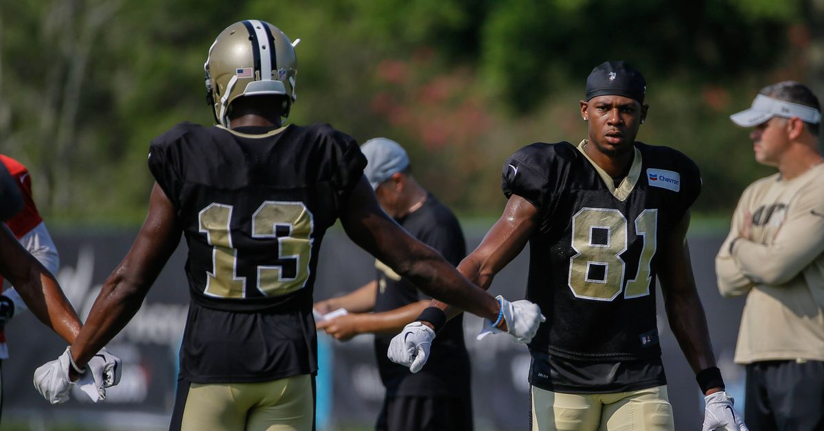 Did Cameron Meredith have a set back? | Saints Roster Battles To Watch [Podcast]