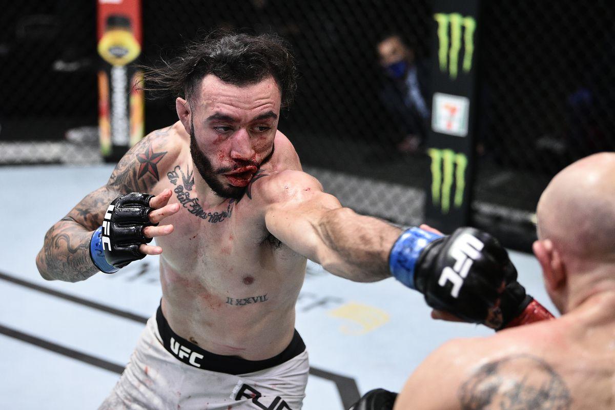 UFC Fight Night: Emmett v Burgos