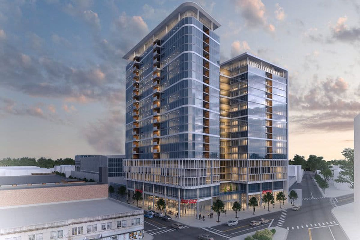 Design study shows potential high-rise makeover for Uptown ...