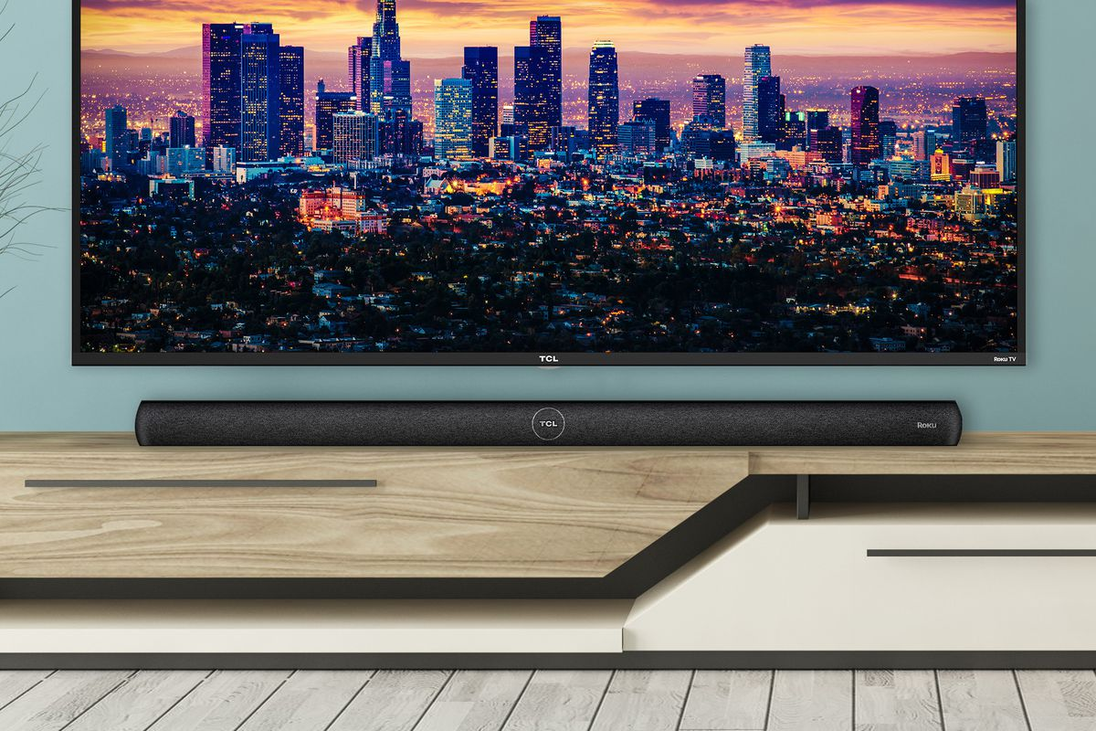 TCL Debuts Alto Roku Smart Sound Bar