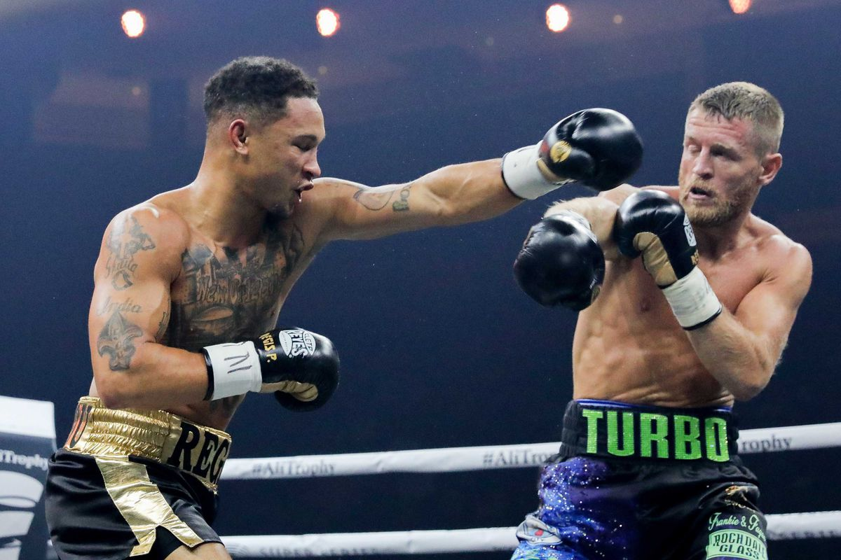 Boxing: World Boxing Super Series 2018/19 Season Quarter Final