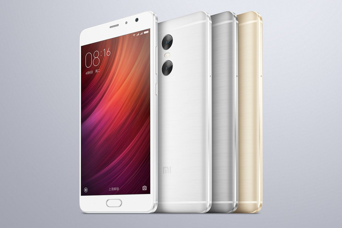 The RedMi Pro is Xiaomi's first dual-camera smartphone - The