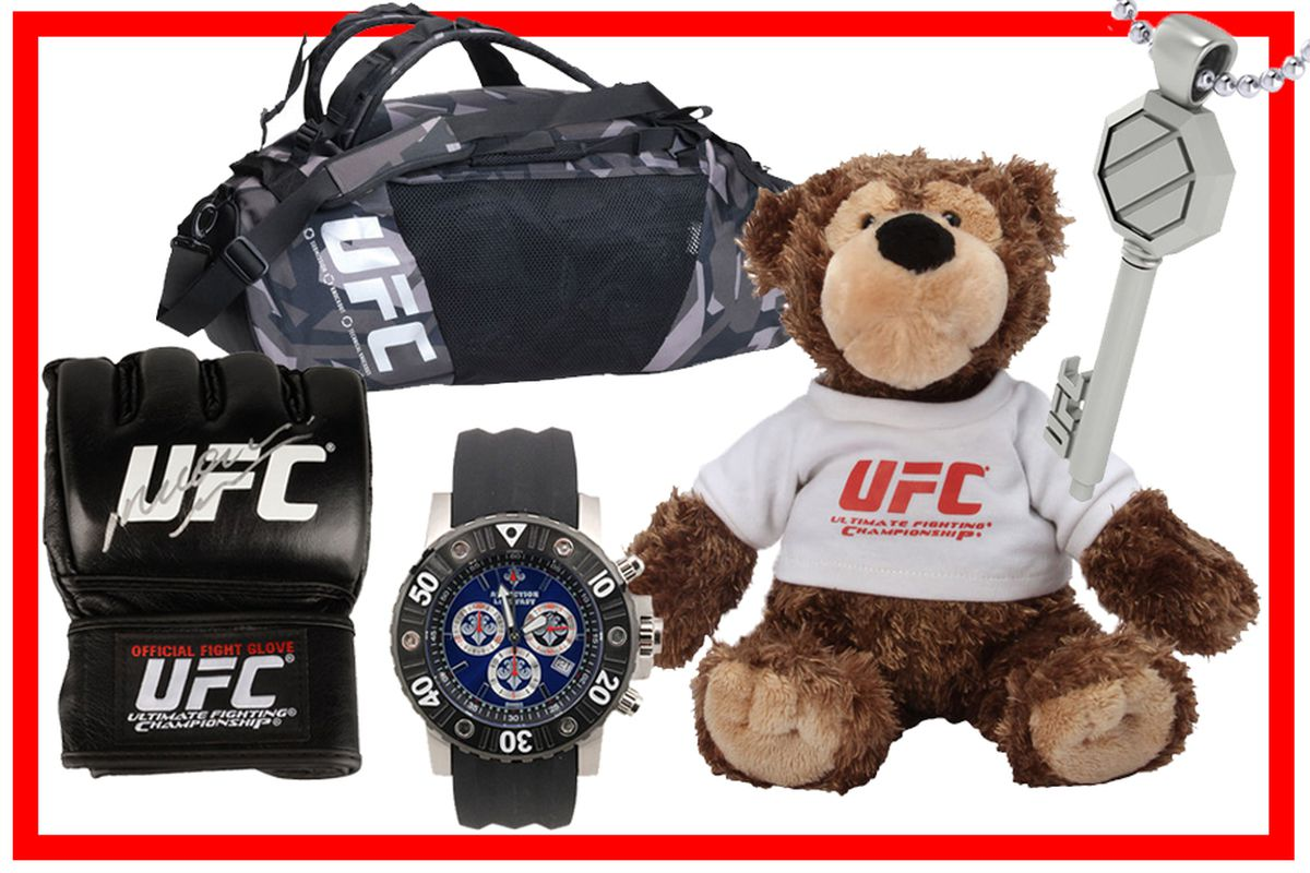 UFC Holiday Gift Guide 2017 - MMAmania.com