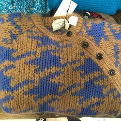 Tomorrowland sweater, $180 (was $495)
