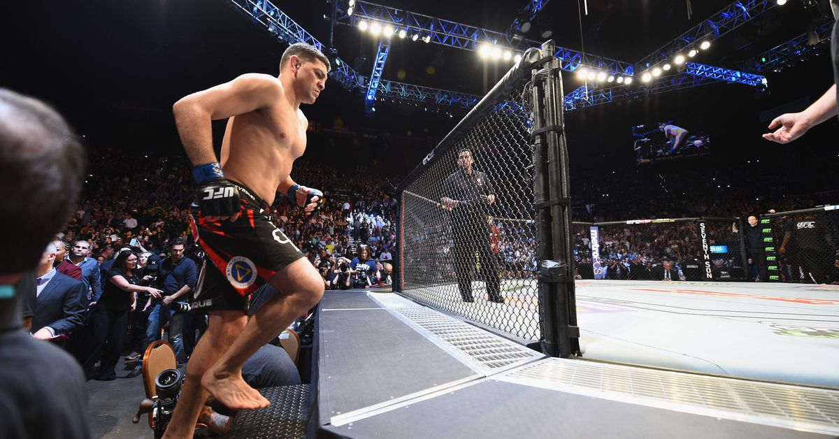 UFC exec Novitzky thinks Nick Diaz 'wants to fight again,' optimistic issues would be resolved