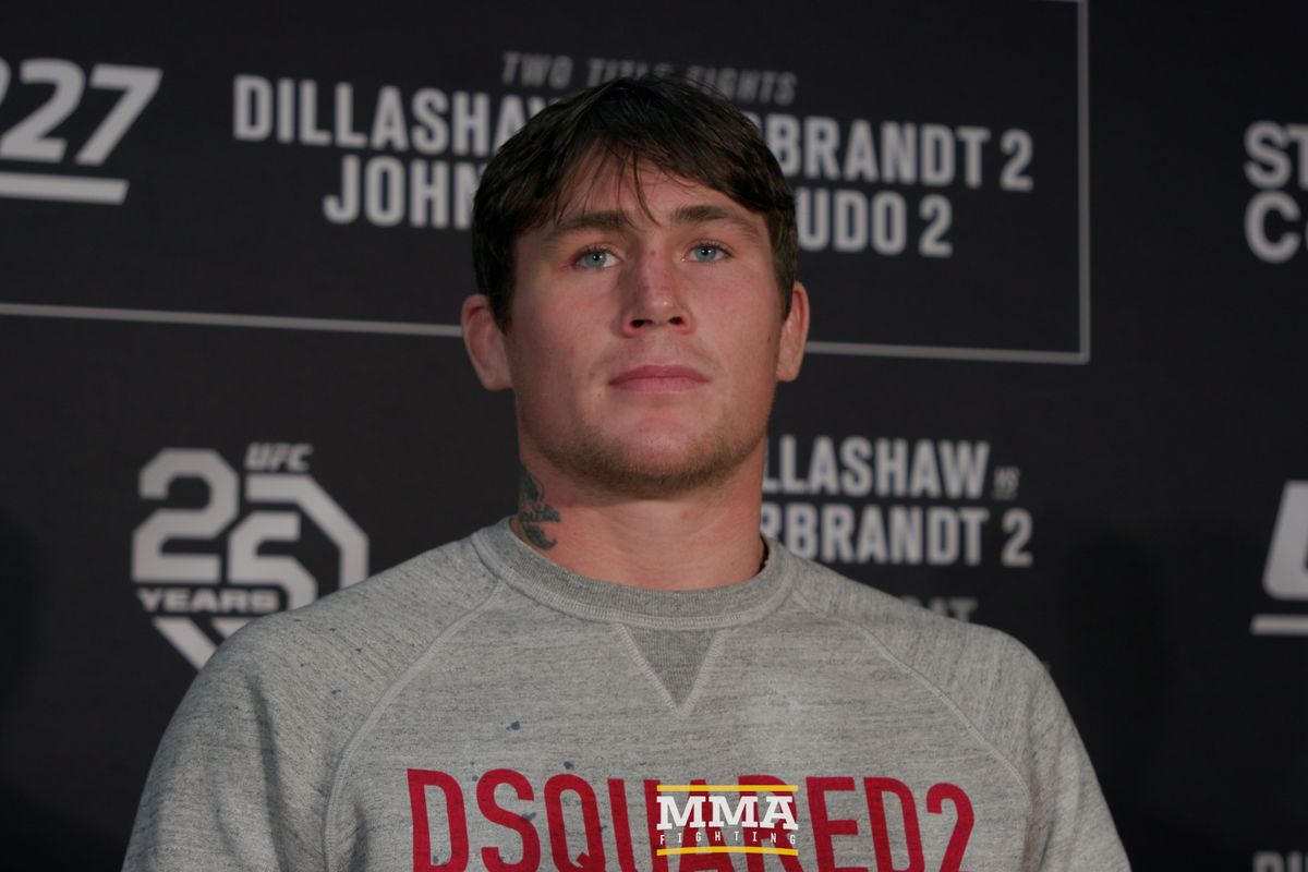 Mma Quotes | Morning Report Darren Till Explains Controversial Quotes On Not