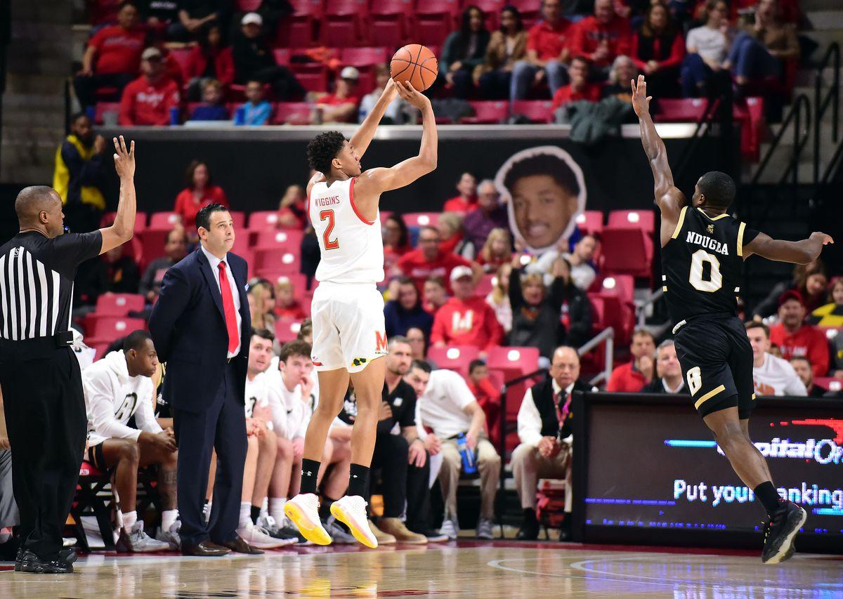 NCAA Basketball: Bryant at Maryland