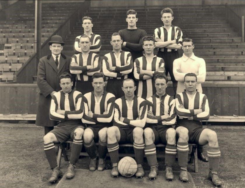 1926/27 team photo