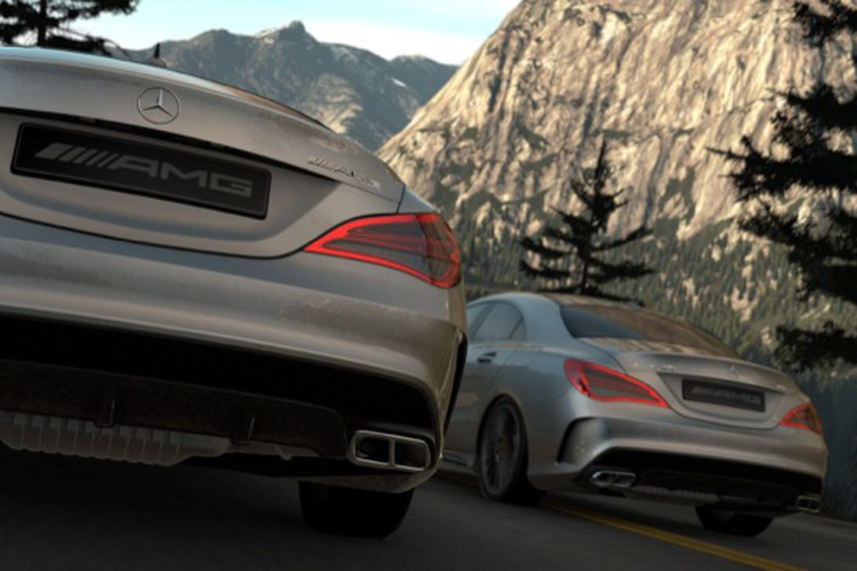 DriveClub drives into the sunset with huge final update - Polygon on