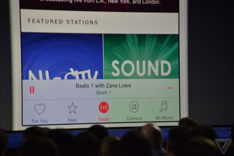 Apple announces its streaming music service, Apple Music