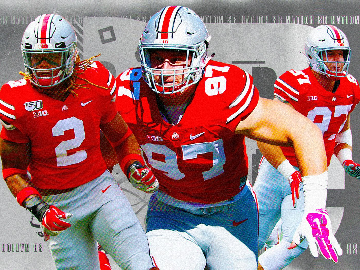 Can Chase Young Really Be Better Than Joey And Nick Bosa For Washington Sbnation Com