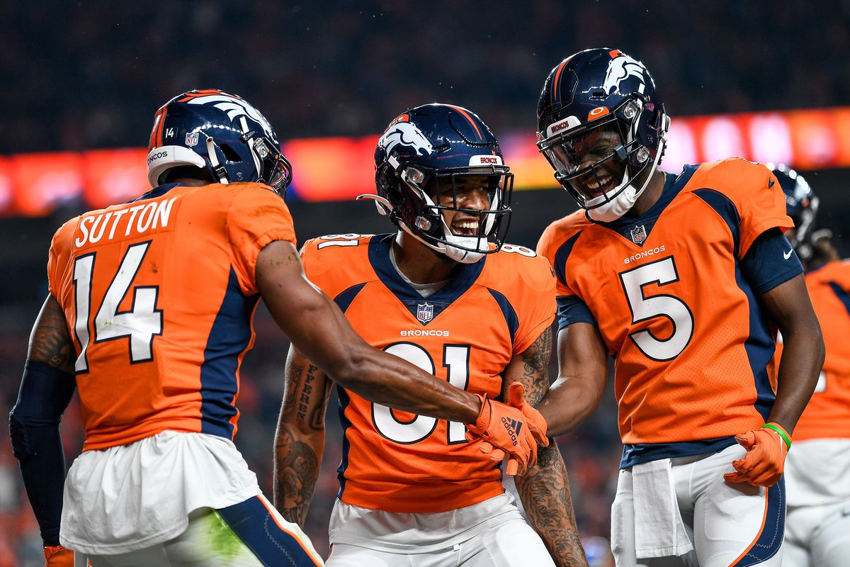 The 2021 Denver Broncos initial 53-man roster - Mile High Report