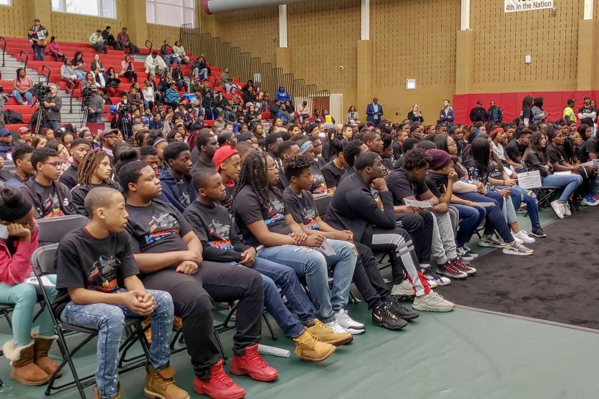 New Englewood high school gears up for fall opening: 'It