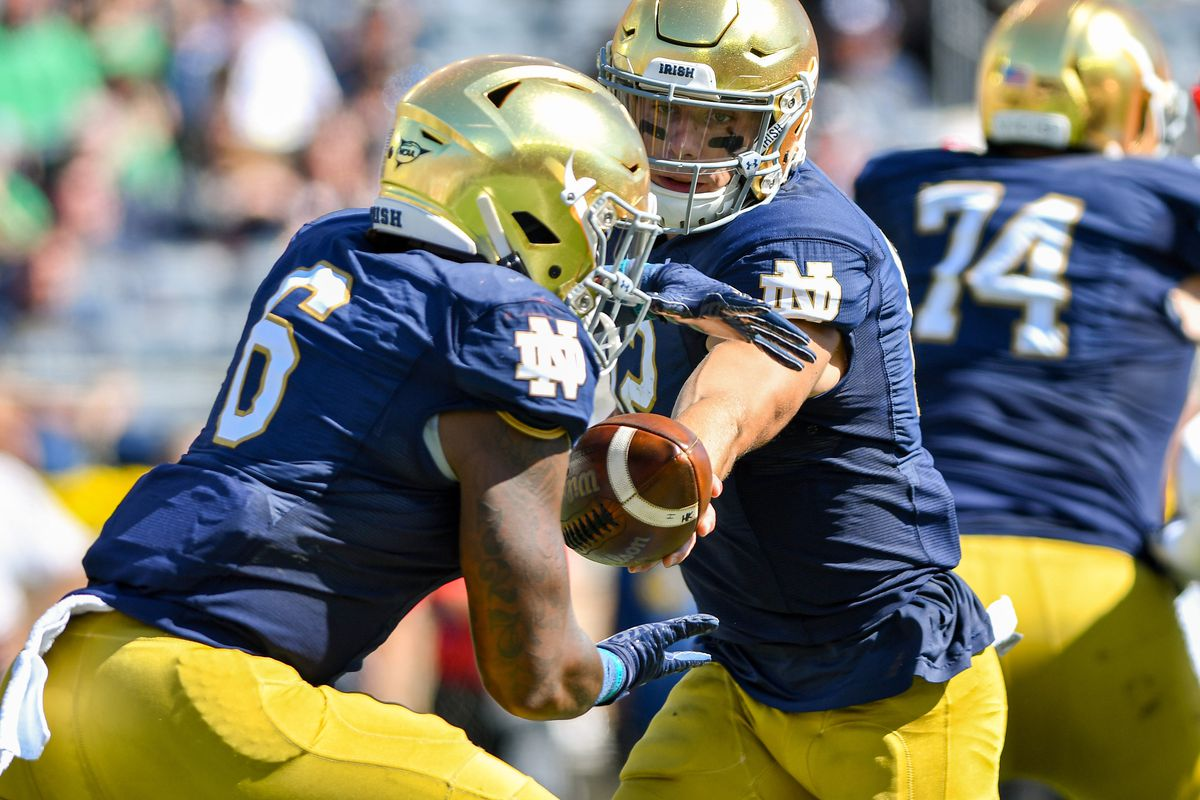 Notre Dame Football: Betting Lines for Georgia Game, Plus Championship Odds