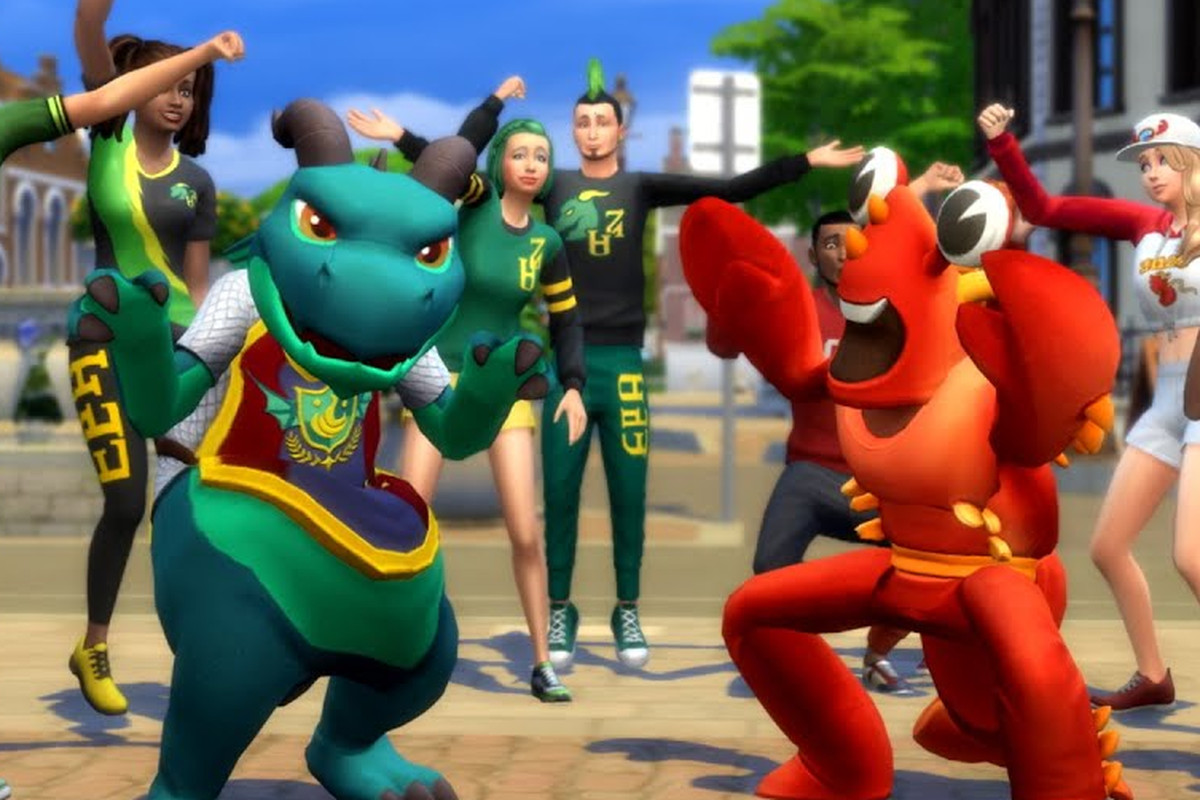Online dating Sims 3 universitet